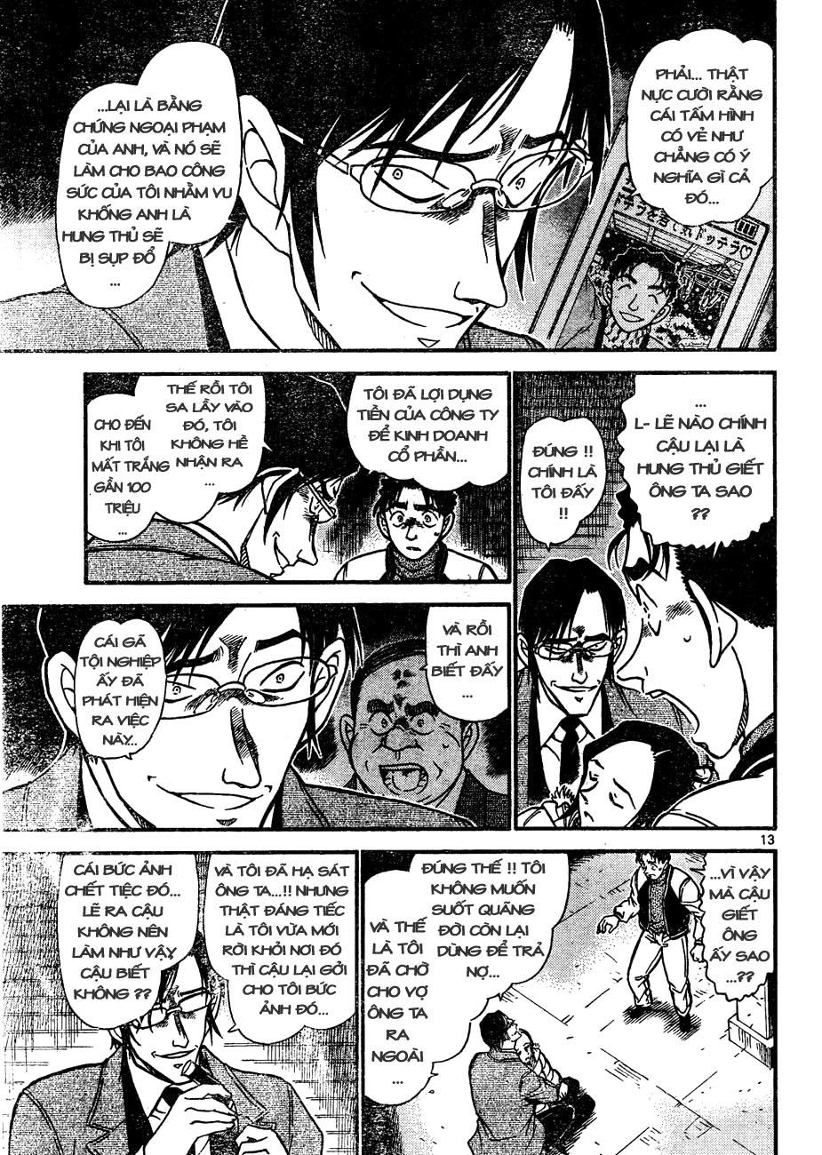 Detective Conan - Thám Tử Lừng Danh Conan chap 642 page 13 - IZTruyenTranh.com