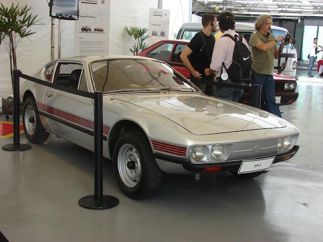 VW SP1 - Museu da Volkswagen Brasil