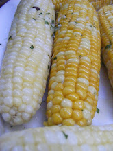 HERBED GRILLED CORN