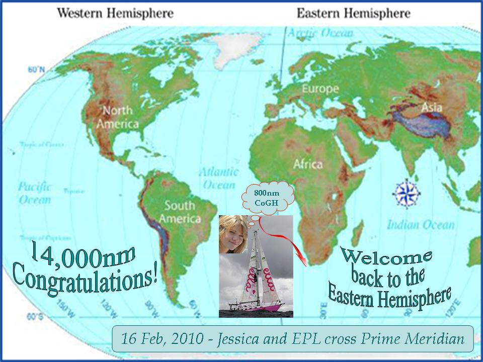 GOOGLE WASUW blank world map with equator and prime meridian