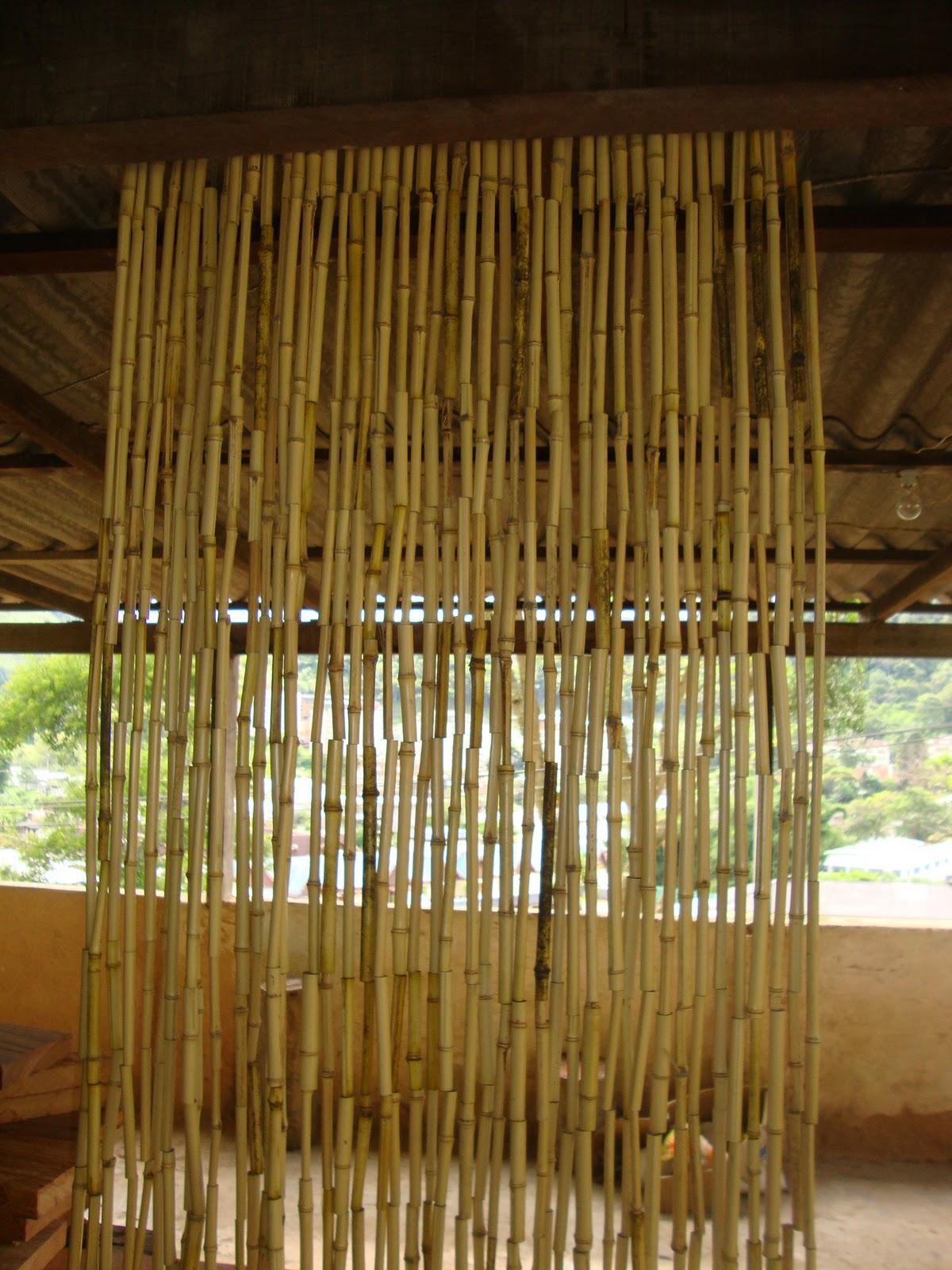 Artes em bambu cortina em bambu - Cortina de bambu ...