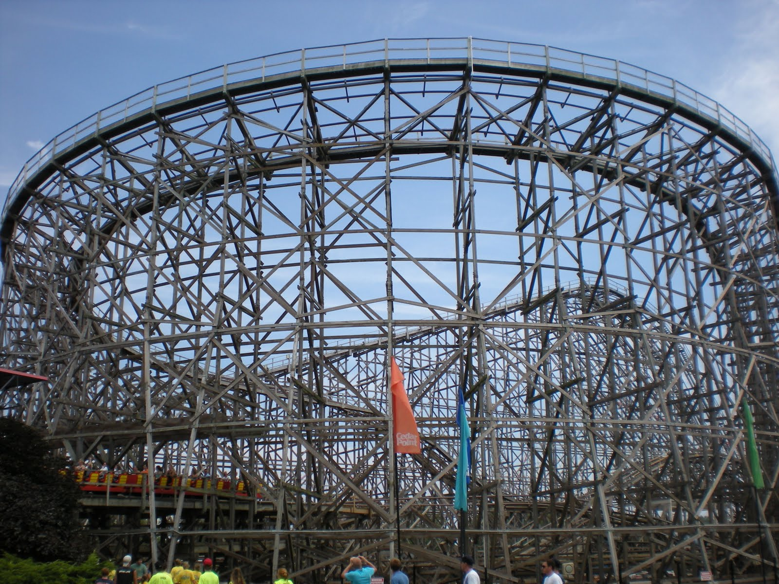Jr gemini roller coaster - photo#28