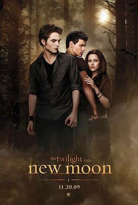 Cartaz de Lua Nova