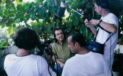 Bastidores com Paulinho Boca de Cantor
