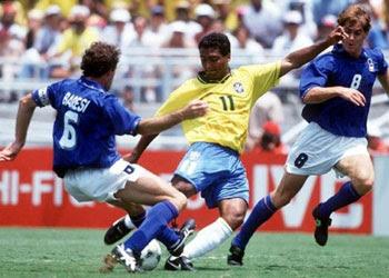 Romario - Brasil x Italia 1994