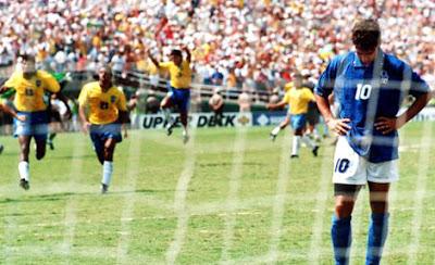 Baggio - Brasil x Italia 1994