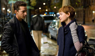 Shia LaBeouf e Carey Mulligan - Wall Street