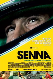 Cartaz Senna