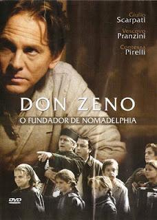 DON ZENO - O FUNDADOR DE NOMADELPHIA