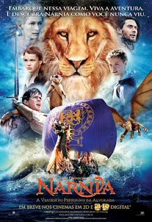 Nárnia, a viagem do Peregrino da Alvorada