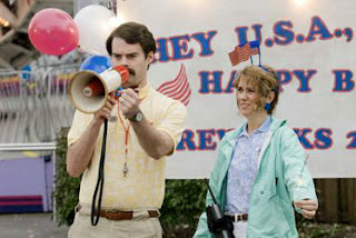 Bill Hader e Kristen Wiig