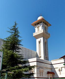 Centro cultural Islámico de Madrid o Mezquita de la M-30 Mezquita4