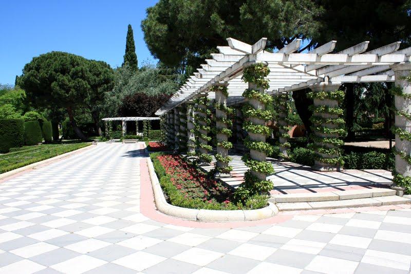 Es madrid no madriz una vida dedicada a la jardiner a for Jardines cecilio rodriguez