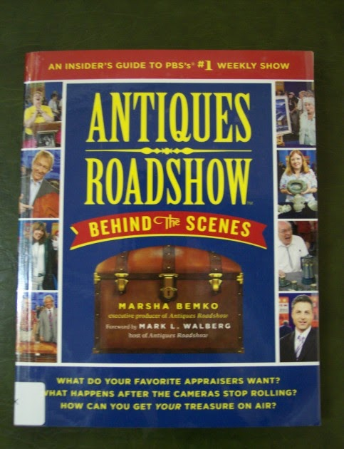 The personal property appraisers post antiques roadshow for What do appraisers look for