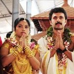 Vineeth Kumar marriage photos