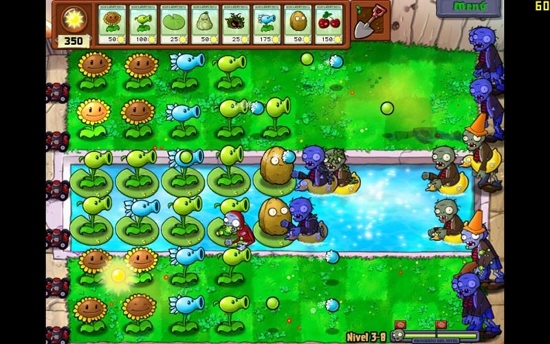 Plants vs.Zombies