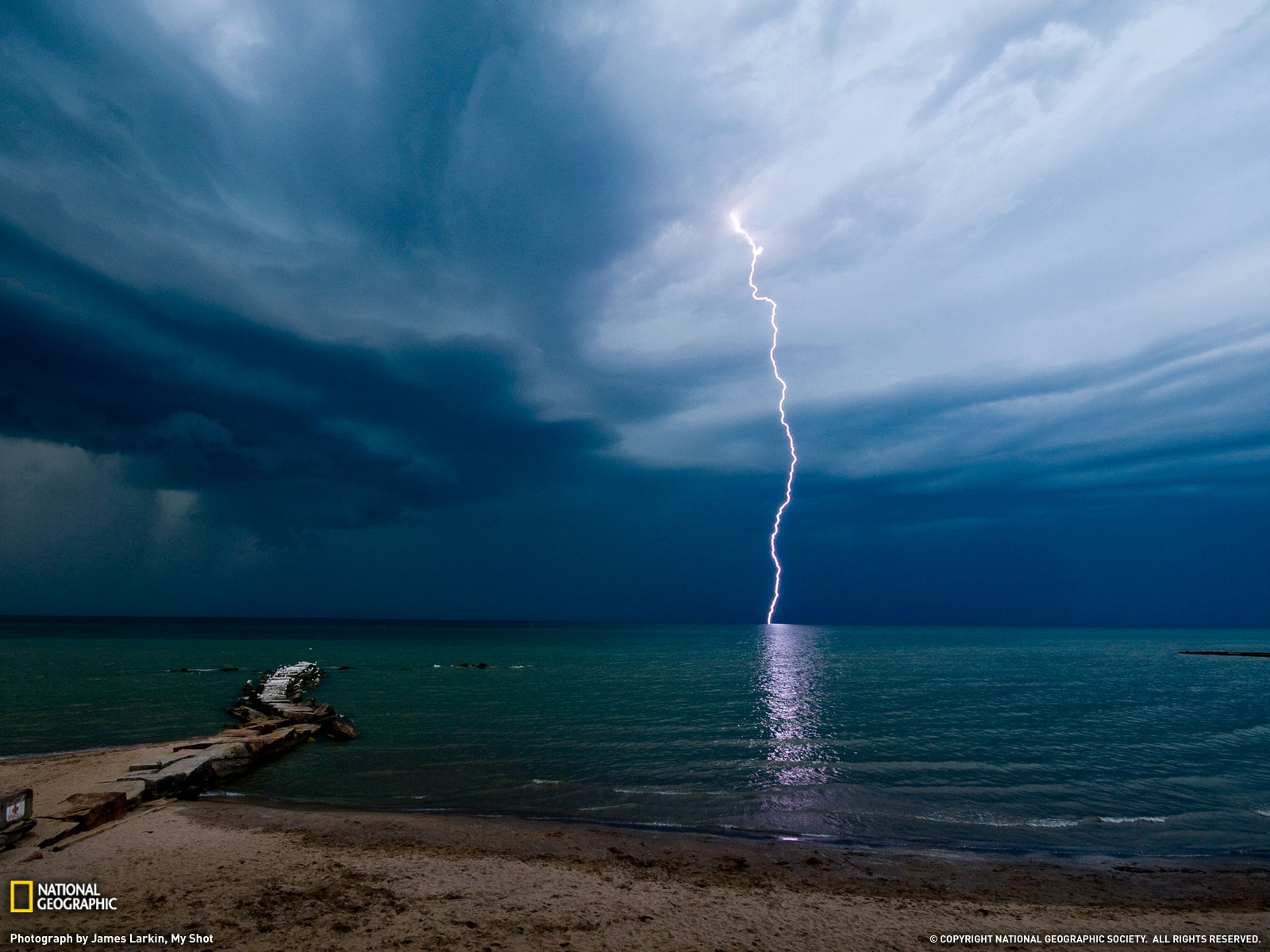 Best pictures for August from National Geographic