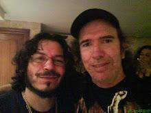 Con Raimundo Amador