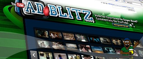 Os Melhores Comerciais do Super Bowl 2009