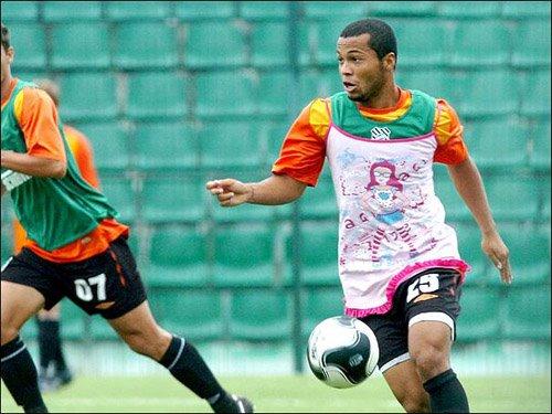 Jogador Jairo - Figueirense