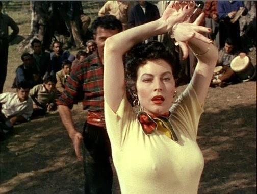 """La comtesse aux pieds nus"" de Mankiewicz (1954) BarefootContessa3"
