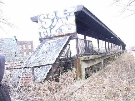 Staten Island Tottenville Train Station