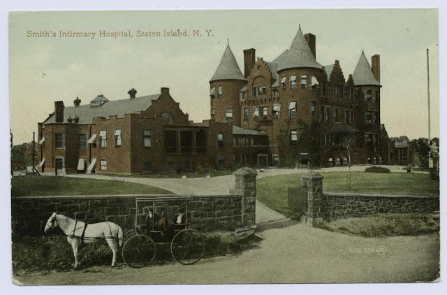 A Staten Island Lady   The Staten Island  U0026quot Castle U0026quot