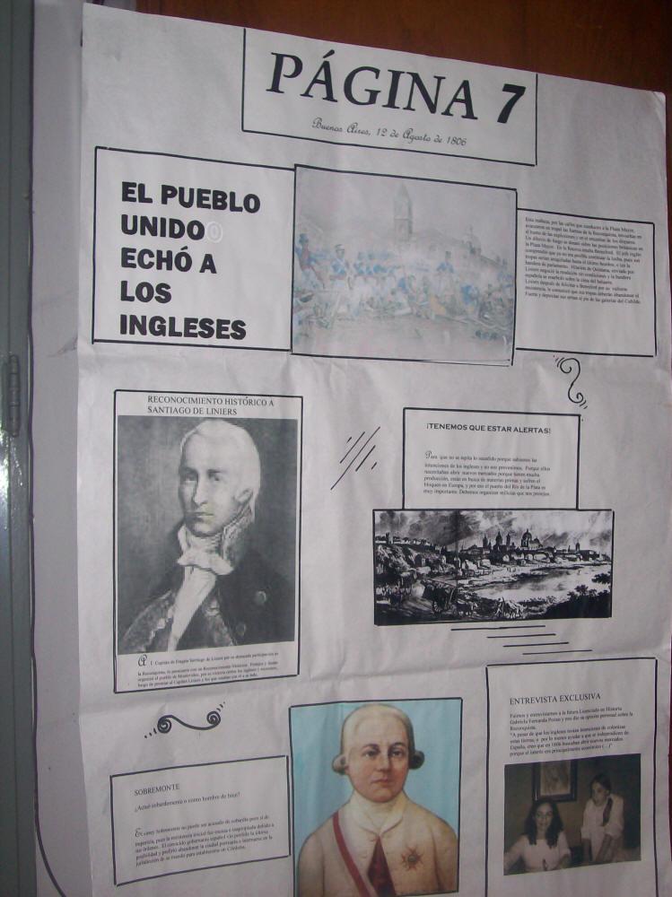 Memorias de la vieja peri dico mural for Estructura de un periodico mural