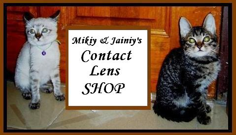 Mikiy N Jainiy Contact Lens