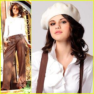 Ella es mi pasado Selena-gomez-beret-beautiful