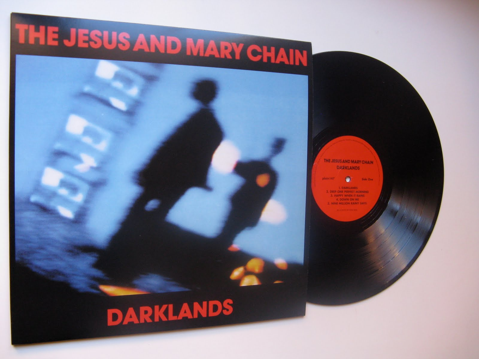 Vinyl Abuse The Jesus And Mary Chain Darklands