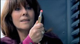 A woman finally becomes Doctor Who
