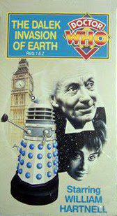 Old Doctor Who in the old days