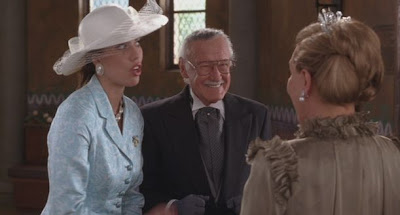 Stan Lee and Julie Andrews team-up!