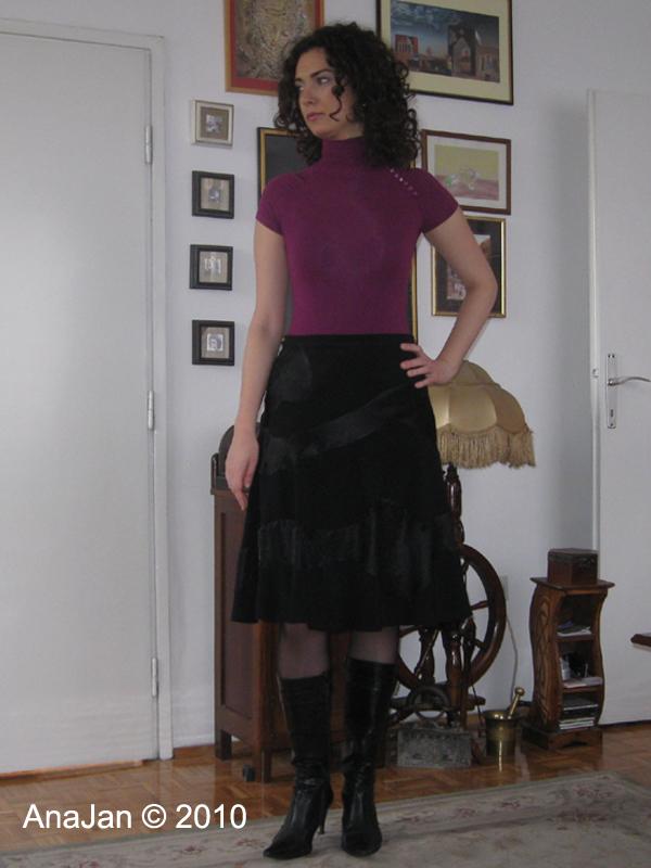 Štepalica: TR suknja