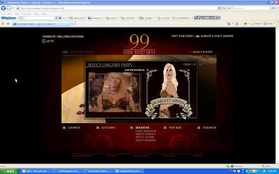 Digital Image @ Me on Bud Select/Stuff Magazine's Website