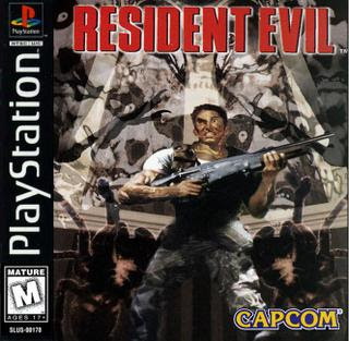 Resident Evil 1 Iso PSX 5159