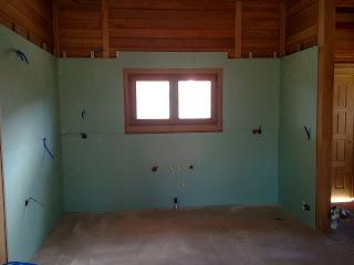 A minha casa de madeira aplica o do pladur nas casas de banho e cozinha - Casas de pladur ...