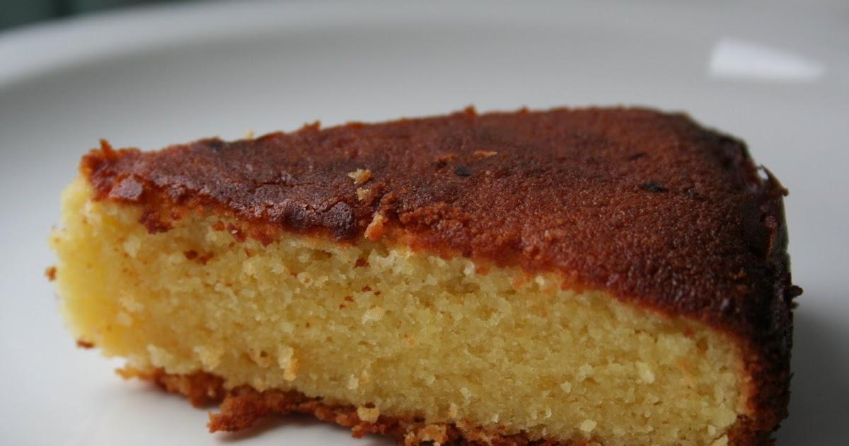 Nigella Lemon Drizzle Cake With Mascarpone