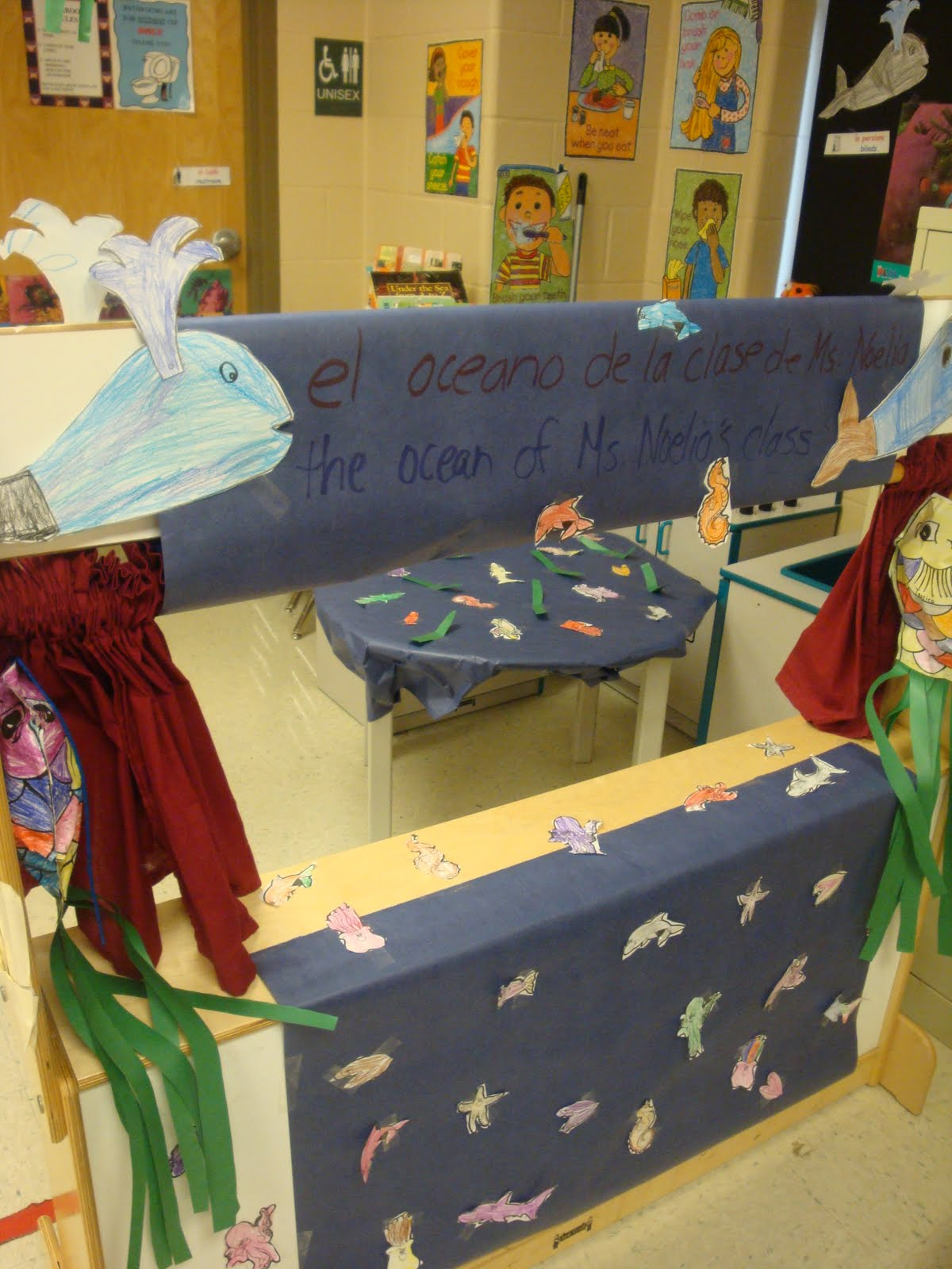 Preschool Kitchen Furniture Prek Preschool Ideas From Noey Making Your Kitchen Center
