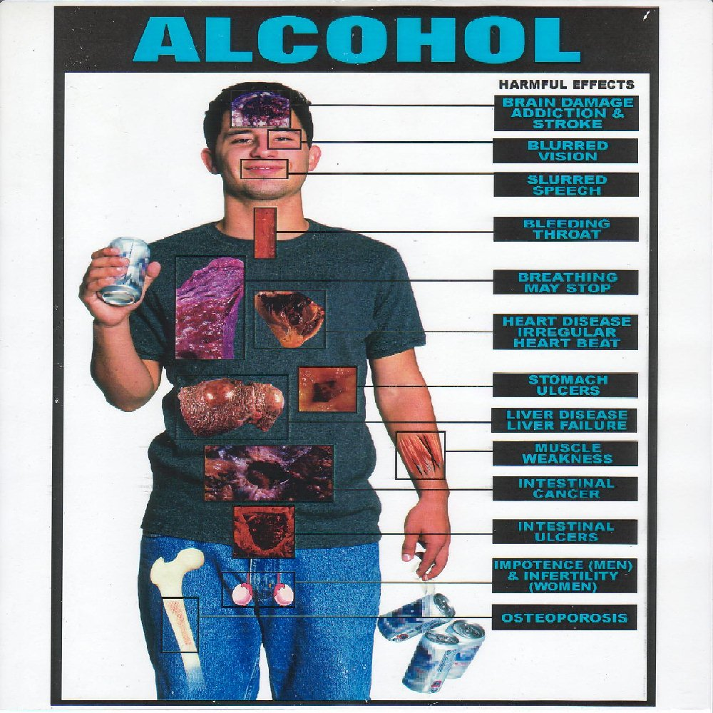 what causes teens to drink