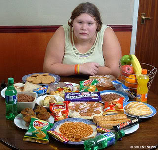 Fast Food Causes Childhood Obesity
