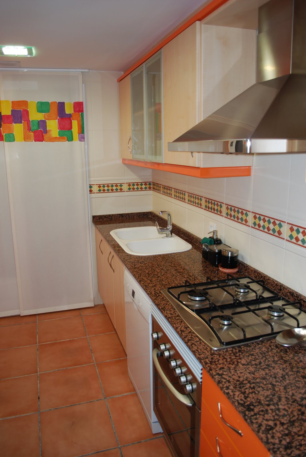 Decoraciones sahuquillo ampliacion muebles cocina for Ampliacion de cocina comedor