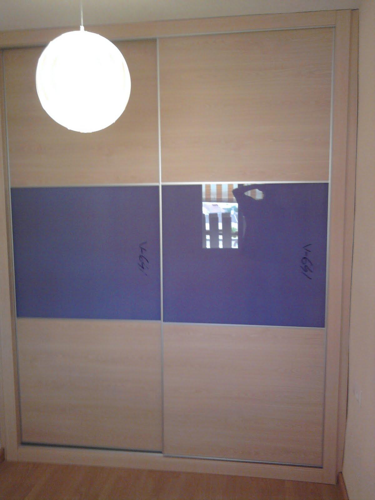 Decoraciones sahuquillo armario puertas correderas - Puertas de melamina ...