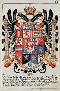 Charles I crest