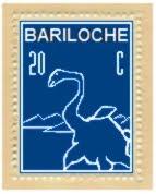 Nahuelito stamp