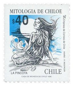 pincoya, mermaid