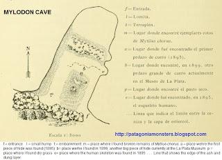 mylodon cave