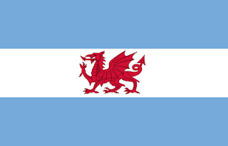 welsh patagonians flag