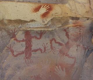 Matuasto cueva de las manos